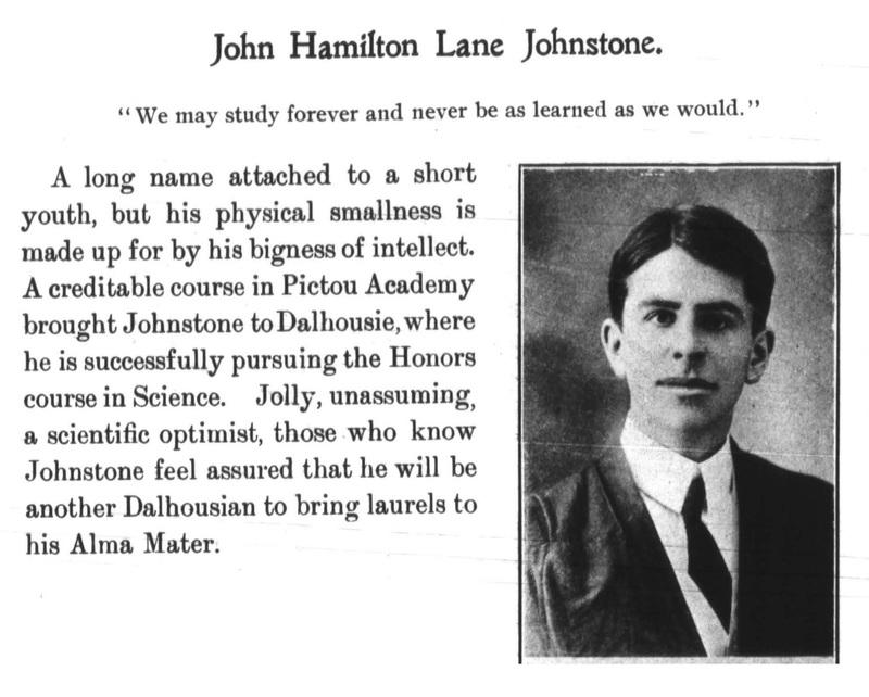 John Hamilton Lane Johnstone