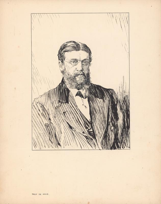 James De Mille