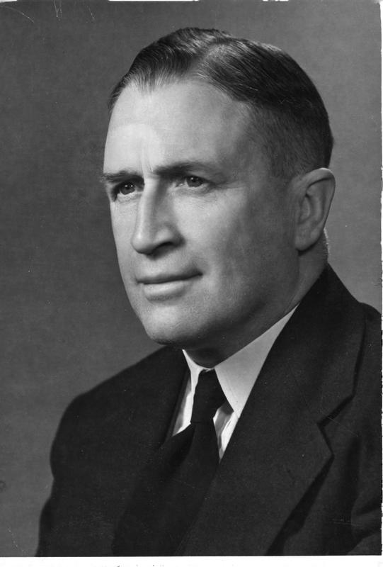 Photograph of Alexander Kerr