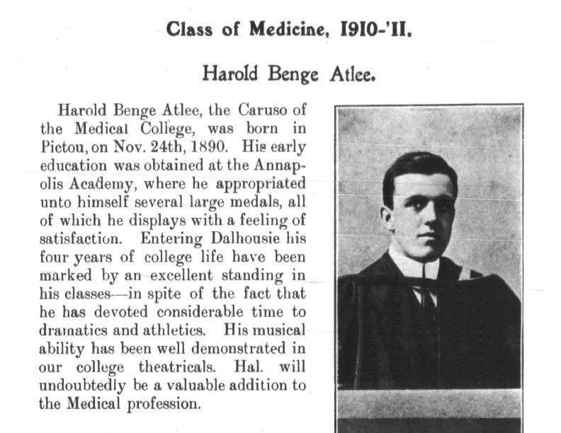 Harold Benge Atlee