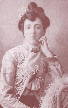 Photograph of Lucy Maud Montgomery