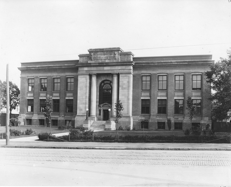 Photograph of the Nova Scotia Technical College