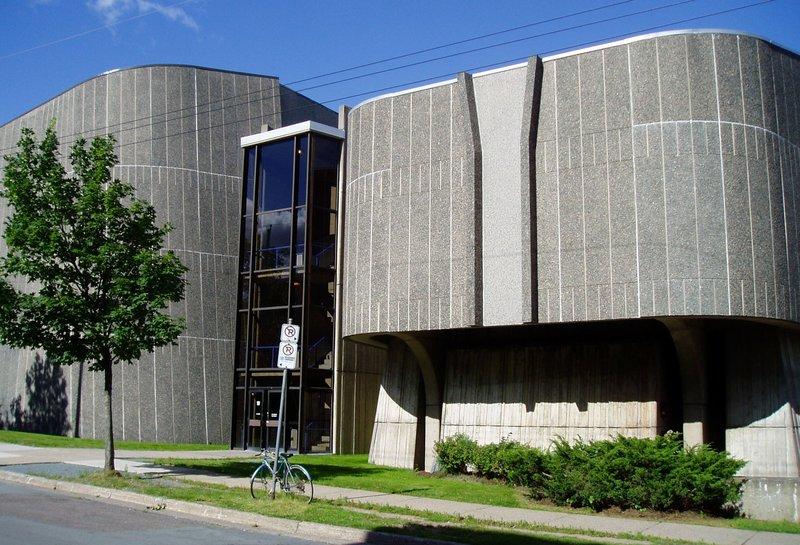 Photograph of the Dalhousie Arts Centre