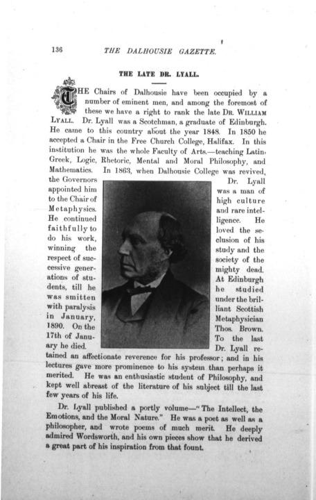 Page 136 of the Dalhousie Gazette, Volume 26, Issue 4