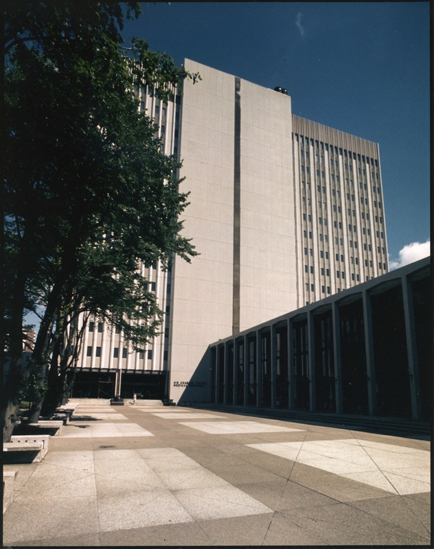 Photograph of the Sir Charles Tupper Medical Building