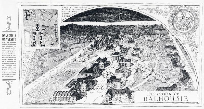 The vision of Dalhousie