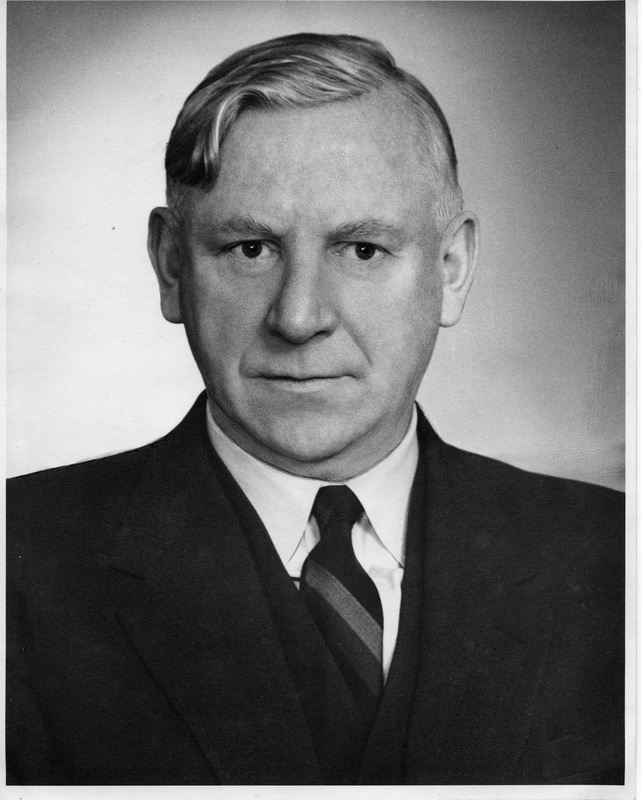 Photograph of Norman MacKenzie