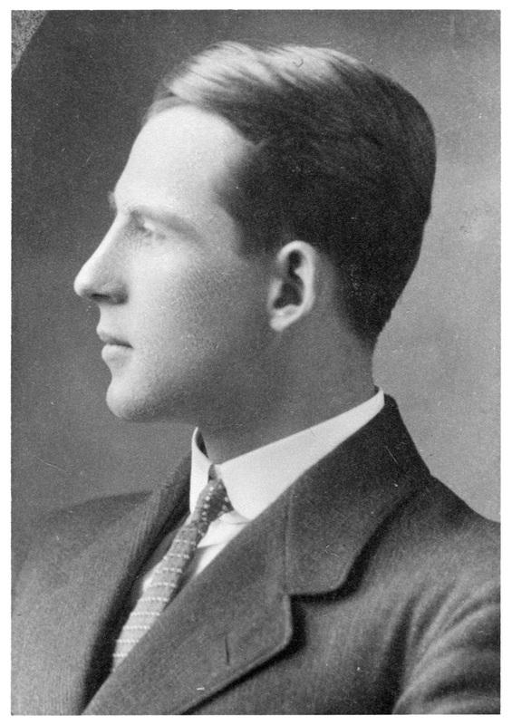 Photograph of D.C. Harvey