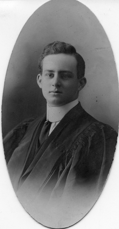 Photograph of George H. Henderson