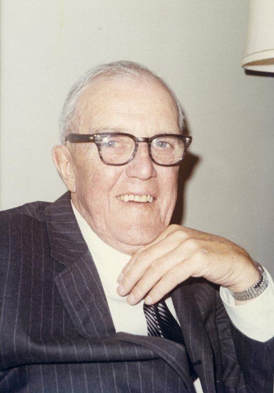 Photograph of H. B. Atlee