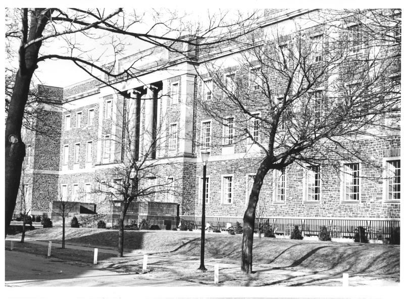 Photograph of the Sir James Dunn Building