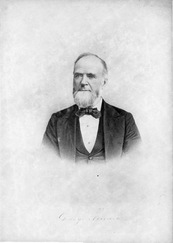 Photograph of George Munro
