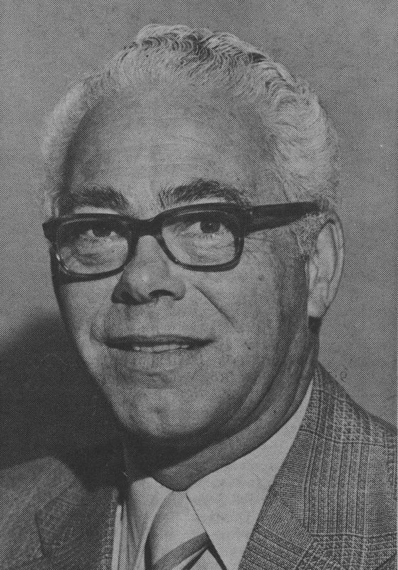 Photograph of Ernest Guptill