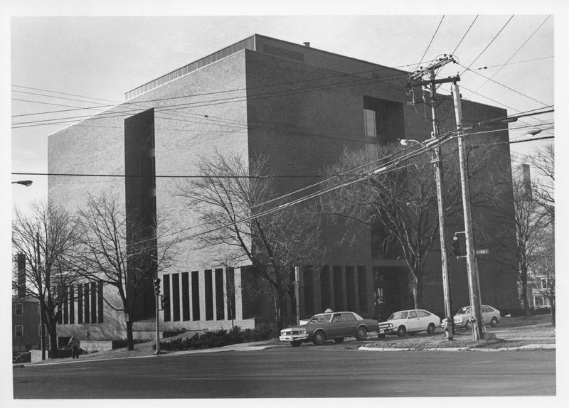 Photograph of the Nova Scotia Public Archives Building