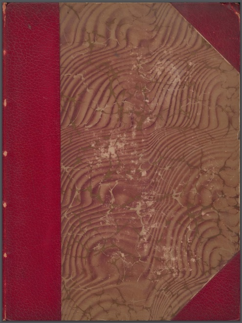 Cover of Garth Scrapbook