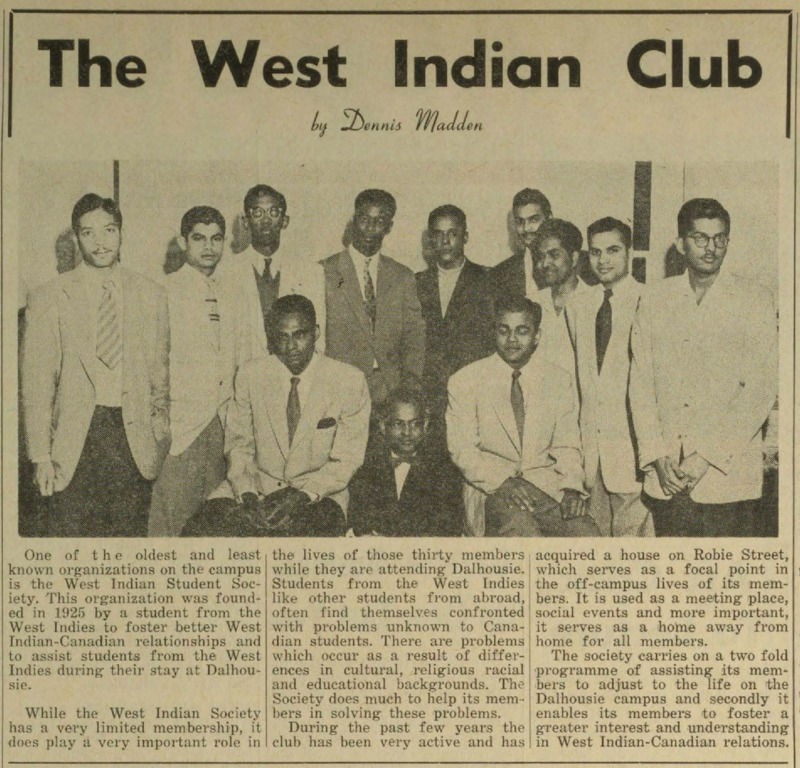 The West Indian club