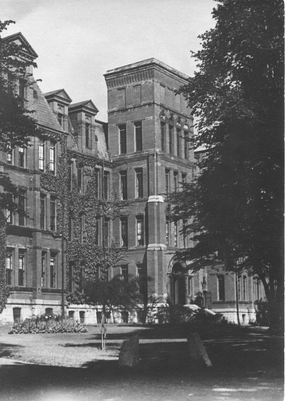 Photograph of the Forrest Building