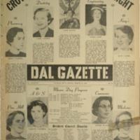 Dalhousie Gazette, Volume 88, Issue 20