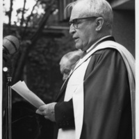 Photograph of Rev. Dr. A. E. Kerr