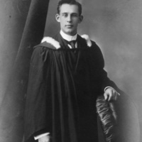 Photograph of Daniel Cobb Harvey : Class of 1910