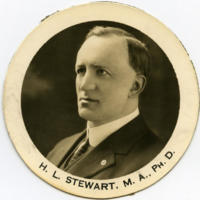 Photograph of Dr. Herbert Leslie Stewart