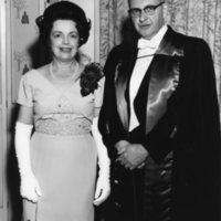 Photograph of Robert O. Jones and Mrs. Jones