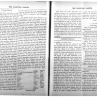 Pages 76-77 of the Dalhousie Gazette, volume 15, issue 6