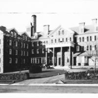 Photograph of Shirreff Hall