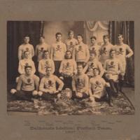 Dalhousie Medical Football Team, 1907