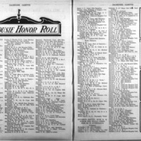 Pages 6-9 of the Dalhousie Gazette, volume 48, issue 4