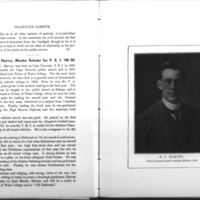 Pages 210-211 of the Dalhousie Gazette, Volume 42, Issue 7