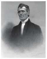 Photograph of a pastel drawing of Thomas McCulloch