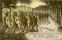 Postcard from Sgt. A. Fraser Tupper to Ralph Kane