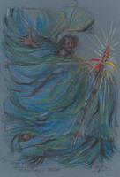 Costume design for Prospero's Storm