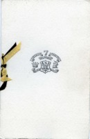 Christmas card from Sgt. A. Fraser Tupper to Ralph Kane