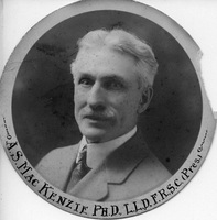 Photograph of Arthur Stanley MacKenzie