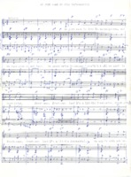 We just came in from Tatamagouche : [music manuscript]